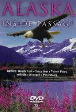 Picture of Alaska Inside Passage DVD Cover