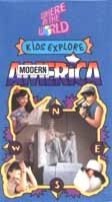 Picture of Kids Explore Modern America Video Cover